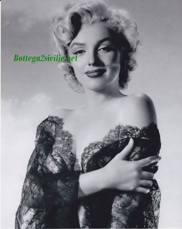 Marilyn Monroe - Stampa - Attrice cantante statunitense Star 07