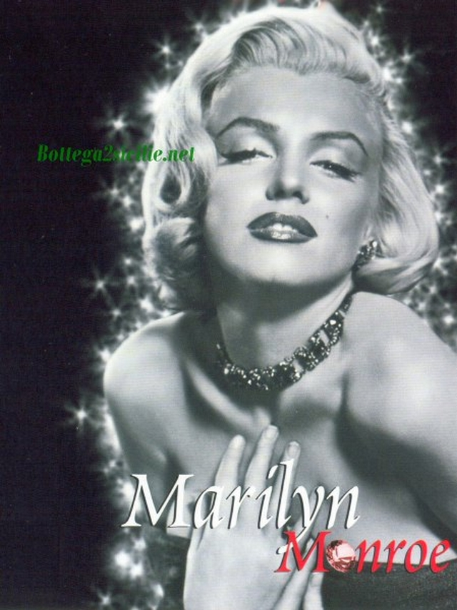 Marilyn Monroe - Stampa - Attrice cantante statunitense Star 10