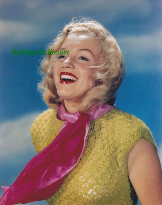 Marilyn Monroe - Stampa - Attrice cantante statunitense Star 06