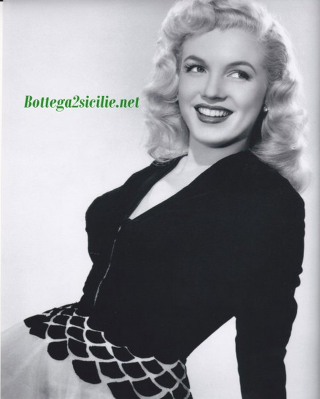 Marilyn Monroe - Stampa - Attrice cantante statunitense Star 09
