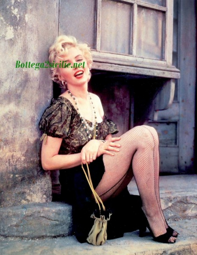 Marilyn Monroe - Stampa - Attrice cantante statunitense Star 11