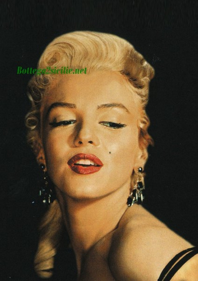 Marilyn Monroe - Stampa - Attrice cantante statunitense Star 13
