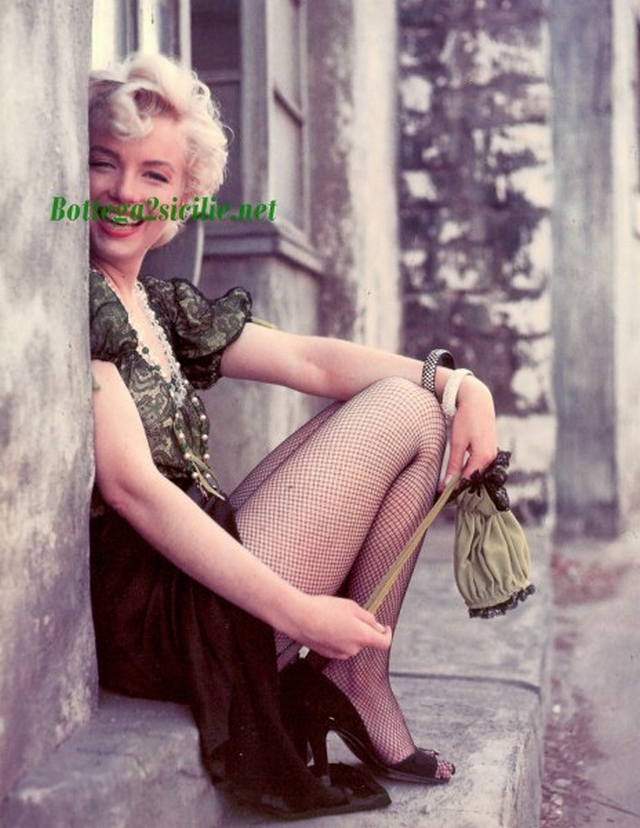 Marilyn Monroe - Stampa - Attrice cantante statunitense Star 16