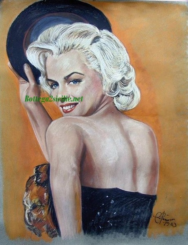 Marilyn Monroe - Stampa - Attrice cantante statunitense Star 20